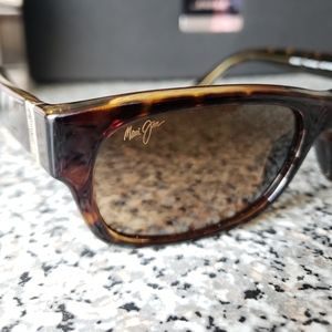 Maui jim Dive Deep polarized sunglasses